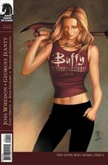 Buffy the Vampire Slayer (2007-2011) #1 Variant A