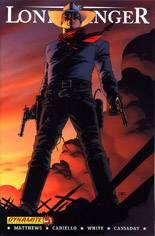 Lone Ranger (2006-2011) #5 Variant A