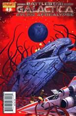Battlestar Galactica: Cylon Apocalypse #1 Variant C