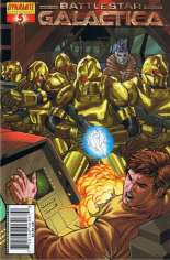 Classic Battlestar Galactica #5 Variant B