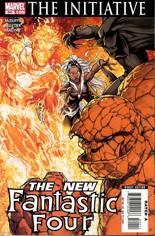 Fantastic Four (1998-2011) #544 Variant A