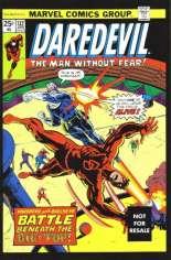 Daredevil (1964-1998) #132 Variant D: Marvel Legends Series IX Reprint Packaged w/ Bullseye