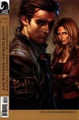 Buffy the Vampire Slayer (2007-2011) #2 Variant A