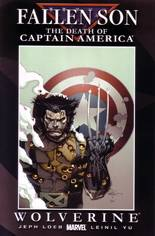 Fallen Son: The Death of Captain America #1 Variant A