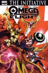 Omega Flight (2007) #1 Variant A