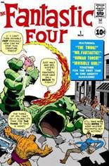 Fantastic Four Omnibus (2005-2015) #HC Vol 1 Variant A