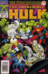 Incredible Hulk (1968-1999) #415 Variant A: Newsstand Edition
