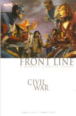 Civil War: Front Line (2006-2007) #TP Vol 1