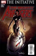 Mighty Avengers (2007-2010) #2 Variant B: Direct Edition