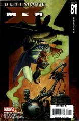 Ultimate X-Men (2001-2009) #81