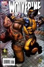 Wolverine (2003-2009) #53 Variant B: Direct Edition