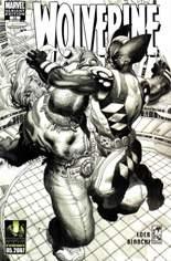 Wolverine (2003-2009) #53 Variant C: B&W Edition