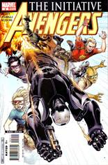 Avengers: The Initiative (2007-2010) #2