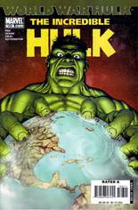 Incredible Hulk (2000-2008) #106 Variant A