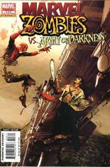 Marvel Zombies/Army of Darkness (2007) #3 Variant A