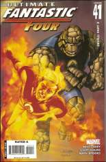 Ultimate Fantastic Four (2004-2009) #41