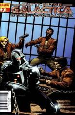Battlestar Galactica: Cylon Apocalypse #2 Variant A