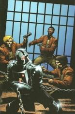 Battlestar Galactica: Cylon Apocalypse #2 Variant E: Incentive Virgin Cover