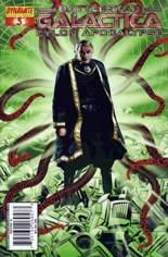 Battlestar Galactica: Cylon Apocalypse #3 Variant C