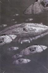Battlestar Galactica: Cylon Apocalypse #3 Variant E: Virgin Cover
