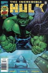 Incredible Hulk (2000-2008) #24 Variant A: Newsstand Edition