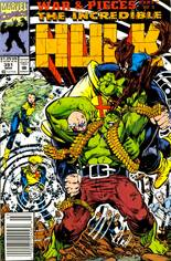 Incredible Hulk (1968-1999) #391 Variant A: Newsstand Edition