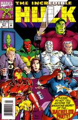 Incredible Hulk (1968-1999) #417 Variant A: Newsstand Edition