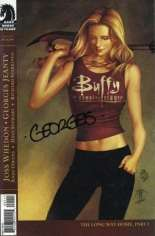 Buffy the Vampire Slayer (2007-2011) #1 Variant D: DF Signed Edition; Signed by Georges Jeanty; Limited to 275 Copies