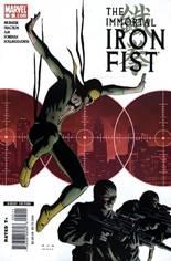 Immortal Iron Fist (2007-2009) #5
