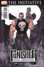Punisher: War Journal (2007-2009) #7 Variant A: Normal Punisher Cover