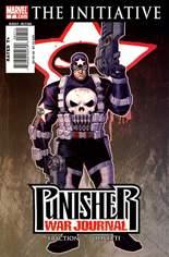 Punisher: War Journal (2007-2009) #7 Variant B: Captain Punisher Cover