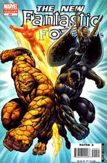 Fantastic Four (1998-2011) #544 Variant B: 2nd Printing