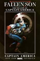 Fallen Son: The Death of Captain America #3 Variant A
