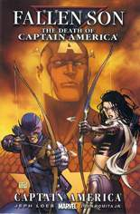 Fallen Son: The Death of Captain America #3 Variant B: Variant Cover