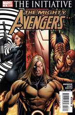 Mighty Avengers (2007-2010) #3 Variant B: Direct Edition