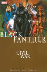 Black Panther (2005-2008) #TP Vol 4 Variant A