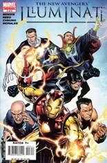 New Avengers: Illuminati (2007-2008) #3