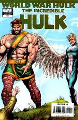 Incredible Hulk (2000-2008) #106 Variant B: 2nd Printing