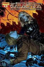 Battlestar Galactica: Cylon Apocalypse #4 Variant A