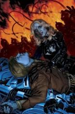 Battlestar Galactica: Cylon Apocalypse #4 Variant E: Virgin Cover