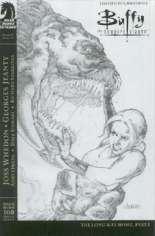 Buffy the Vampire Slayer (2007-2011) #1 Variant F: Sketch Cover