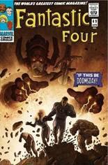 Fantastic Four Omnibus (2005-2015) #HC Vol 2 Variant B