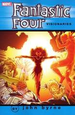 Fantastic Four Visionaries: John Byrne #TP Vol 7