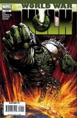 World War Hulk (2007-2008) #1 Variant A