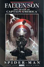 Fallen Son: The Death of Captain America #4 Variant A