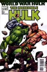 Incredible Hulk (2000-2008) #107 Variant A