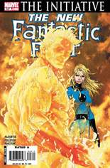 Fantastic Four (1998-2011) #547