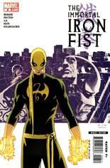 Immortal Iron Fist (2007-2009) #6