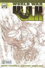World War Hulk (2007-2008) #1 Variant F: Diamond 25th Anniversary Variant w/COA; Limited to 10,000