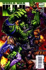 World War Hulk (2007-2008) #2 Variant A